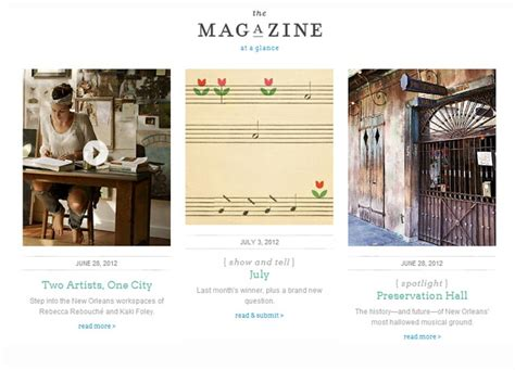 design anthropology magazine design squeezed daily currently loving anthropologie