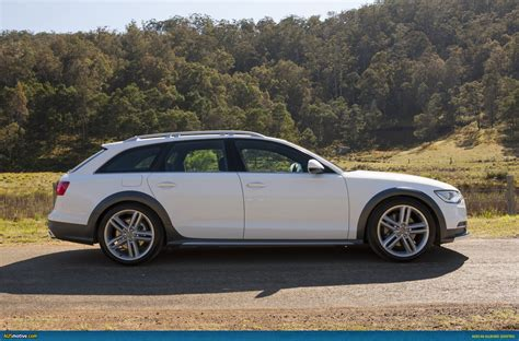 Audi A6 Allroad Specs by Ausmotive 187 Audi A6 Allroad Australian Pricing Specs