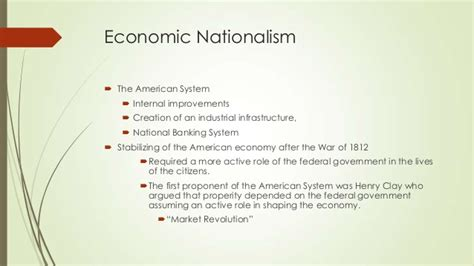 economic sectionalism his 121 chapter 10 nationalism and sectionalism sp 14