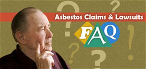 Statute Of Limitations On Mesothelioma Claims by Asbestos Claims Faqs Levy Konigsberg