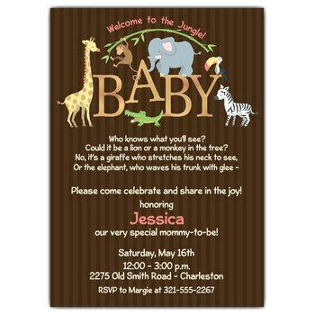 Baby Shower Only For Born by Baby Shower Invitation Wording Paperstyle