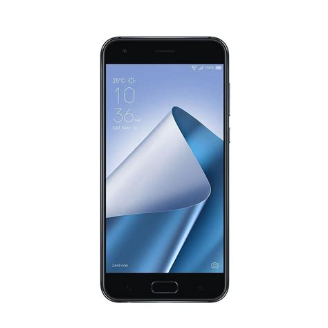 Smartphone Asus Ram 4gb asus zenfone 4 unlocked smartphone 5 5 quot display 4gb ram 64gb midnight black