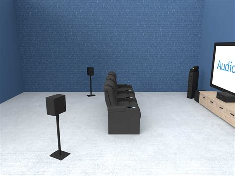 home theater speaker layout dolby atmos options audio