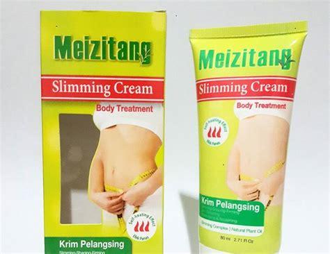Slimming Gel Gel Pelangsing meizitang slimming pelangsing botanical alami