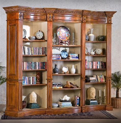 charming fashioned bookshelves for a cozy home library