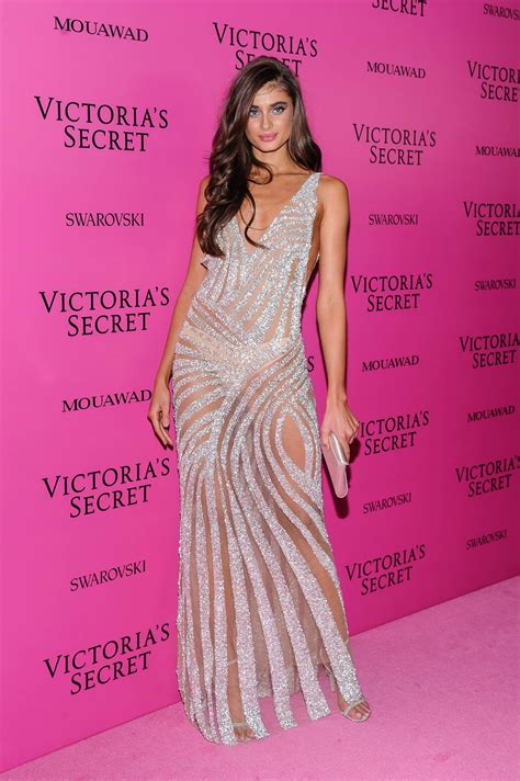 12th Annual Victorias Secret Fashion Show Pink Carpet With Hayden Panettiere by Hill At The S Secret Fashion Show Pink