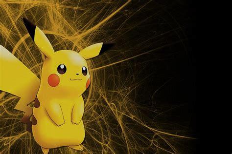 best new animation pikachu best animation wallpaper