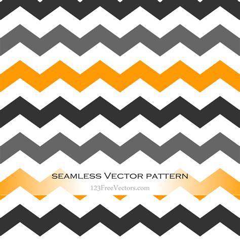 seamless pattern chevron black and orange seamless chevron background pattern