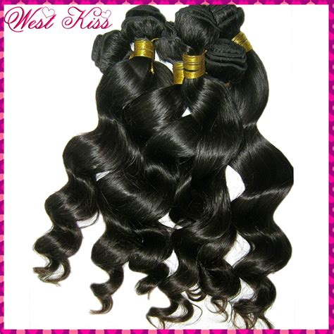 best tangle free weave raw westkiss hair filipino loose spiral curl wavy virgin