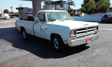 1987 dodge ram 250 1987 dodge ram 250 2wd auto truck 119k see large