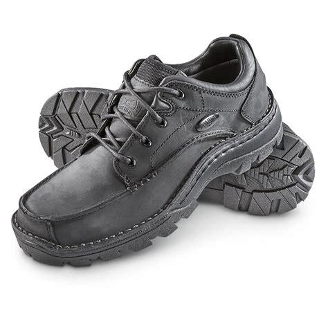 setter oxford shoes setter borderland oxford shoes black 651313