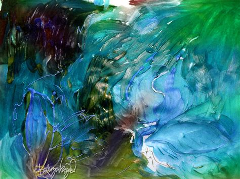 acrylic paint on canvas dipped in water paint canvas dip in water newhairstylesformen2014
