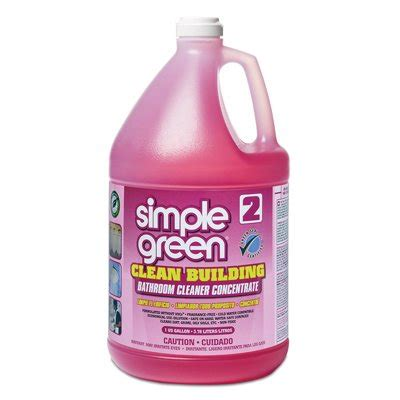 simple green bathroom cleaner simple green 11101 unscented clean building bathroom