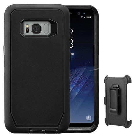 rugged samsung galaxy s8 s8 plus belt clip fits otterbox defender ebay