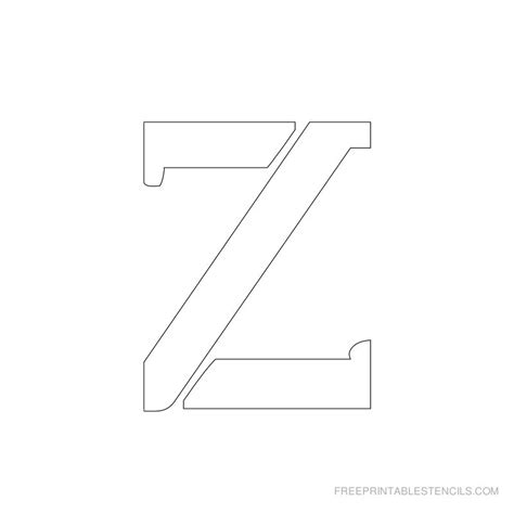 printable stencil letters 2 inch printable 2 inch letter stencils a z free printable stencils