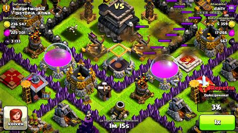 imagenes epicas de clash of clans 2 defensas epicas clash of clans en espa 241 ol hd 720p