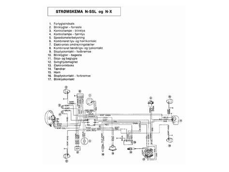puch magnum wiring diagram puch magnum frame wiring