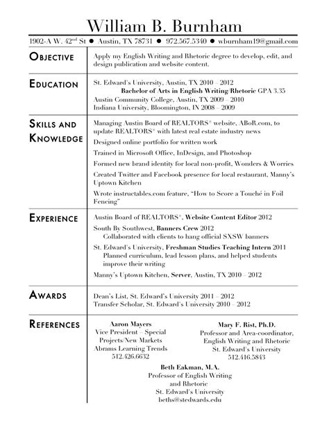 sle social work resume objective statements 16 social work resume objective exles cover latter sle resume objective