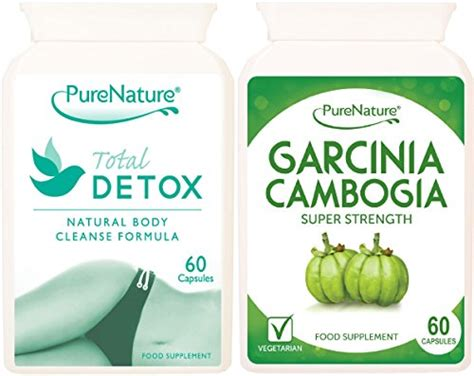 Best Total Detox Products by Garcinia Cambogia Total Detox Combo Best 5 High