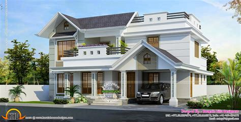 classical house design classic style 4 bedroom house kerala home design and