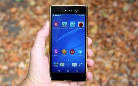 Hp Sony M5 Aqua Dual sony xperia m5 review gsmarena tests