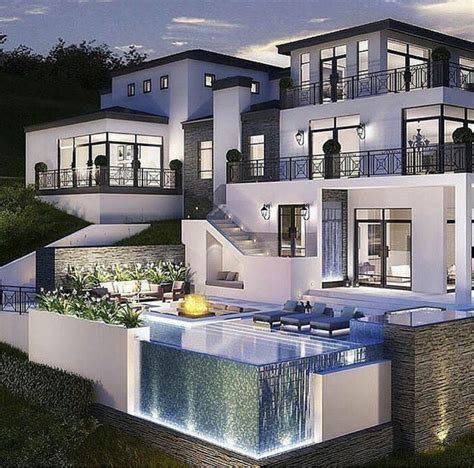 contemporary luxury homes 25 best ideas about homes on houses with pools and