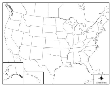 map usa states quiz map images map of the united states