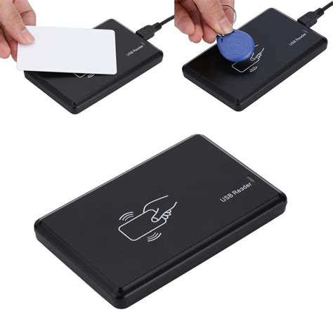 Usb Id Card new 125khz separated usb contactless smart id card reader