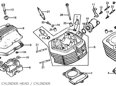 honda xlr 125 r wiring diagram honda just another wiring