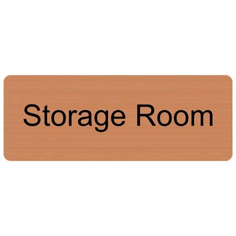 room name signs storage room engraved sign egre 584 blkoncpr wayfinding room name
