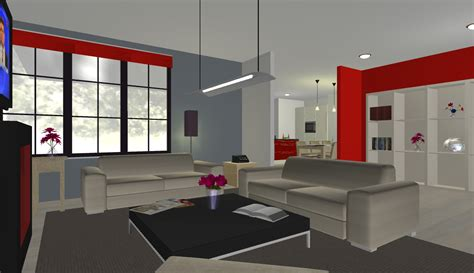 home design comely 3d interior room design 3d interior