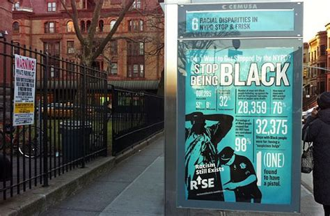 bed stuy gentrification don t want to be stopped by police stop being black