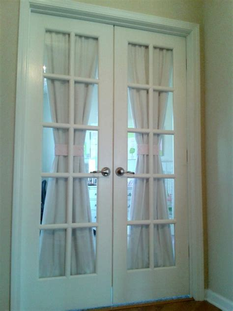 ideas for curtains for french doors interior design contemporary french door curtain ideas
