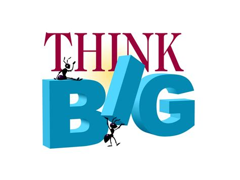 Think Big think big anietie bature