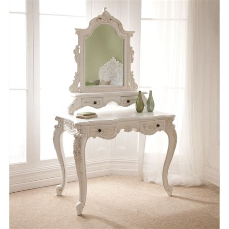 white bedroom dressing table rococo antique french dressing table white bedroom furniture