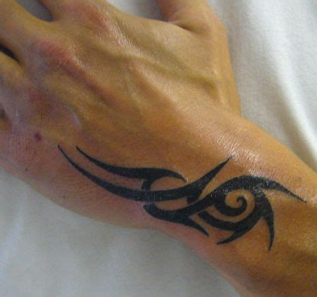 tribal hand tattoo designs for men tribal wrist tattoos designs ideas and meaning tattoos
