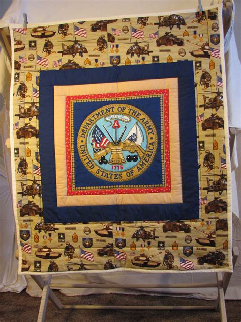 us army quilt throw blanket wheelchair quilt