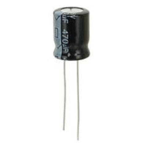 capacitors uk 470uf 63v electrolytic smoothing capacitor 470uf63vcapv