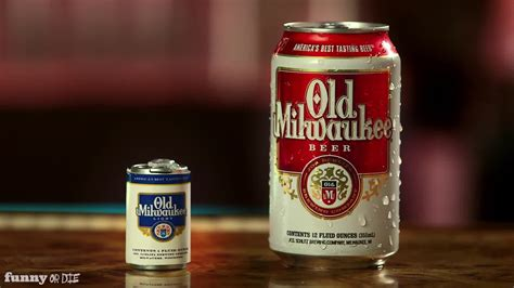 old milwaukee light beer old milwaukee s new 1 oz can from matt braunger johnny