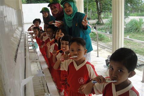 Pengetahuan Anak Sehat Bip nurul qamariah kelompok 63 kkn unsyiah januari 2015 gong blang