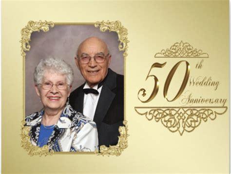 Wedding Anniversary Brochure by 25 Anniversary Invitation Templates Free Sle