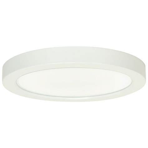 low profile light fixtures low profile ceiling light maxim lighting 87006wt low
