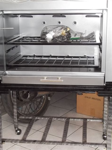membuat roti oven oven golden star dapur roti aa indonesia