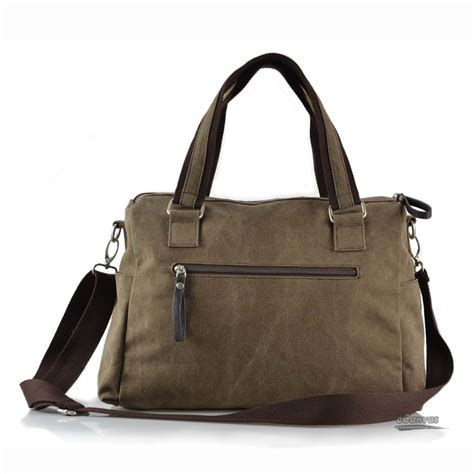 canvas shoulder bags for 13 inch laptop bag coffee black e canvasbags