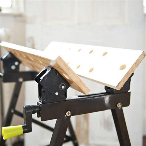 ryobi work bench ryobi rwb02 foldable workbench