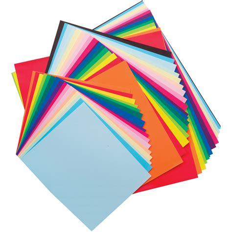 Origami Paper Measurements - alex toys origami paper 60 pkg assorted sizes colors