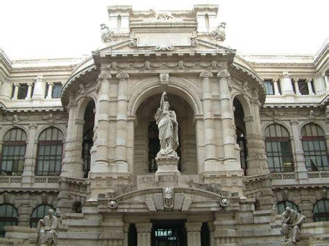 il cortile roma roma rm palazzo di giustizia lavori di ripristino