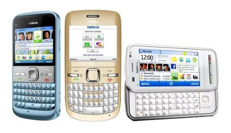 Spesifikasi Hp Nokia C3 nokia c6 qwerty phone review technology review coolest gadgets nokia qwerty smartphones c3 c6