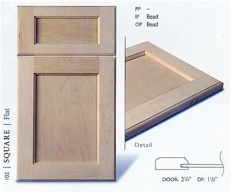 100 series kitchen cabinet door profiles