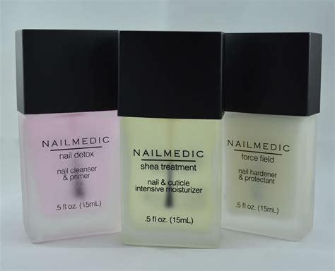 Nail Medic Nail Detox by Polished Lifting Pretty Nail Medic Review